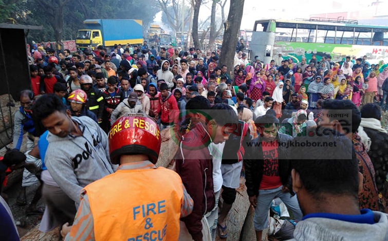 Pabna Road Accident-1